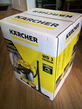 Kärcher WD 3: Solide Verpackung
